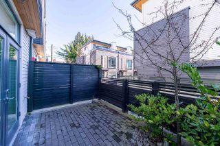 Photo 21: 1496 W 58TH Avenue in Vancouver: South Granville Townhouse for sale (Vancouver West)  : MLS®# R2547398