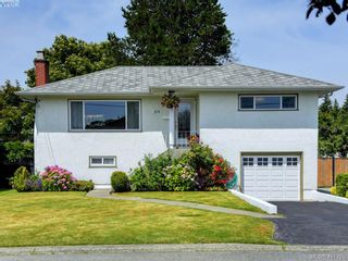 Photo 1: 1670 Howroyd Ave in VICTORIA: SE Mt Tolmie House for sale (Saanich East)  : MLS®# 816362
