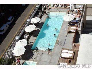 Photo 13: DOWNTOWN Condo for sale : 1 bedrooms : 207 5TH AVE. #840 in SAN DIEGO