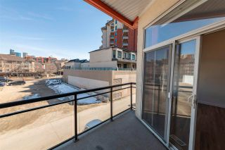Photo 23: 311 10147 112 Street in Edmonton: Zone 12 Condo for sale : MLS®# E4238427