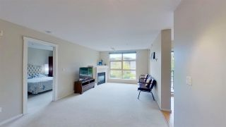 Photo 2: 416 9319 UNIVERSITY Crescent in Burnaby: Simon Fraser Univer. Condo for sale (Burnaby North)  : MLS®# R2575463