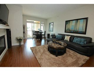 "Photo 6: 402 2330 SHAUGHNESSY Street in Port Coquitlam: Central Pt Coquitlam Condo for sale in ""AVANTI ON SHAUGHNESSY"" : MLS®# V1143520"