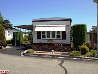 """Photo 2: 88 15875 20TH Avenue in Surrey: King George Corridor Manufactured Home for sale in """"SEA RIDGE BAYS"""" (South Surrey White Rock)  : MLS®# F1219430"""