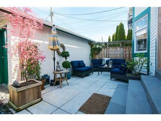 Photo 4: 1823 CREELMAN Ave in Vancouver West: Home for sale : MLS®# V1061088