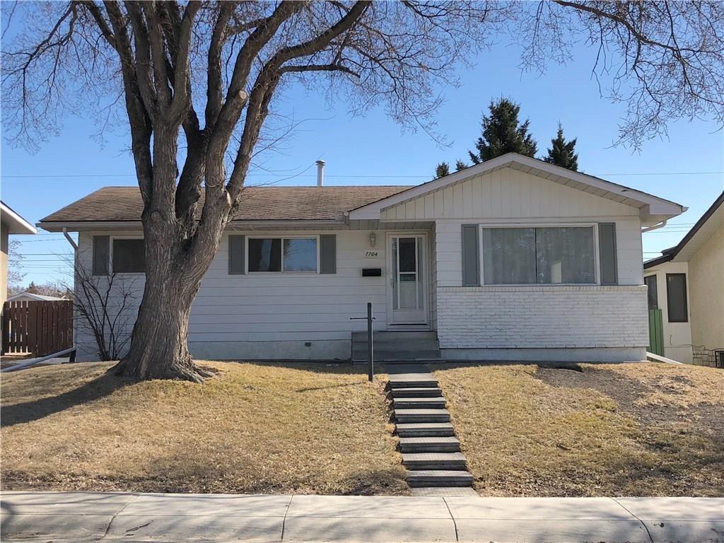 Main Photo: 7704 HUNTERFIELD Road NW in Calgary: Huntington Hills House for sale : MLS®# C4178751