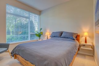 """Photo 15: 108 3289 RIVERWALK Avenue in Vancouver: South Marine Condo for sale in """"R&R"""" (Vancouver East)  : MLS®# R2578350"""
