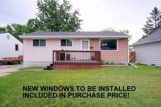 Photo 1: 514 6th Street NE in Portage la Prairie: House for sale : MLS®# 202114071