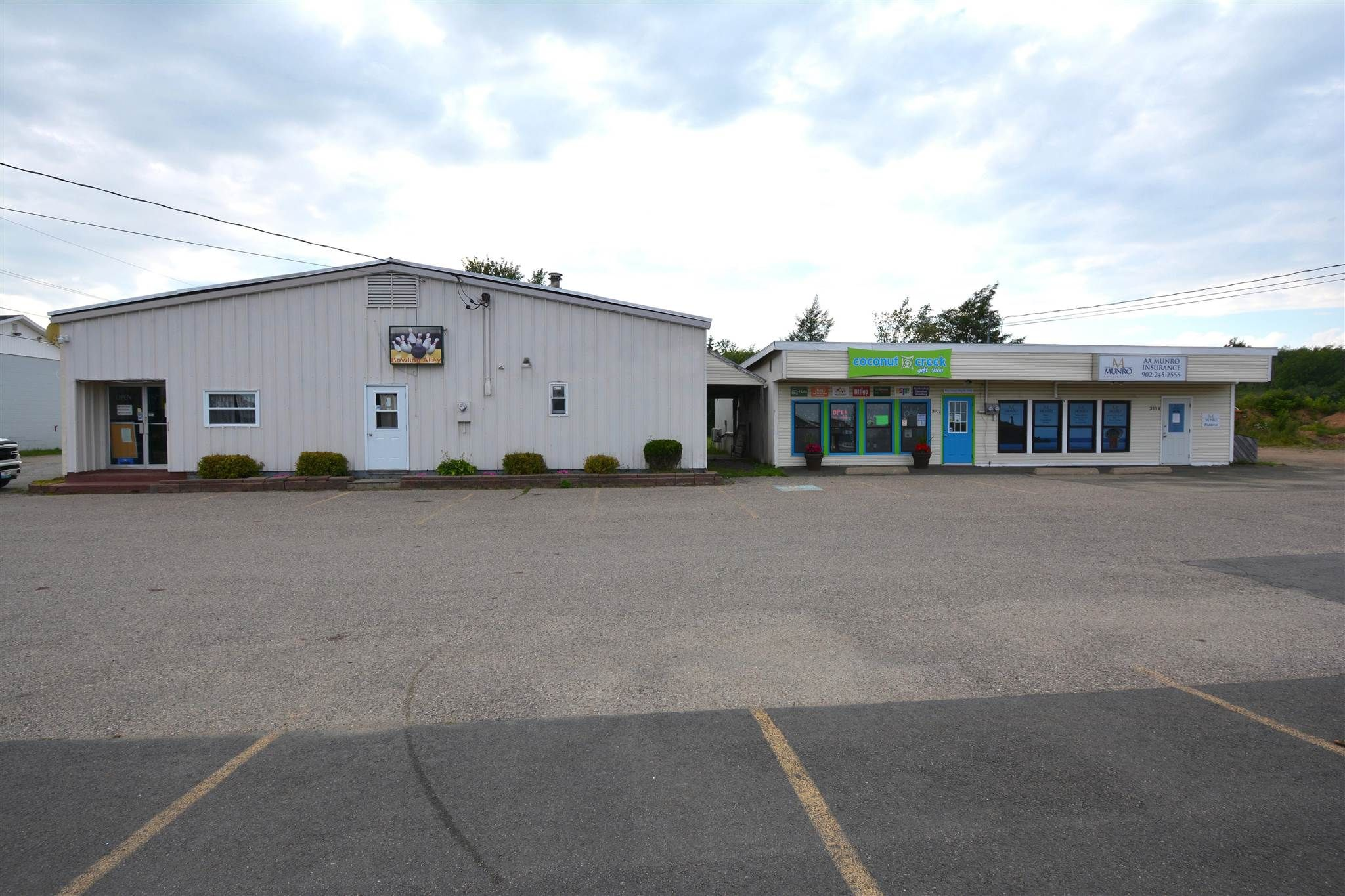 Main Photo: 310/312 Highway 303 in Conway: 401-Digby County Commercial  (Annapolis Valley)  : MLS®# 202117012