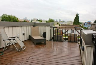 Photo 13: 1749 MAPLE Street in Vancouver: Kitsilano Townhouse for sale (Vancouver West)  : MLS®# V1126150