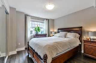 """Photo 12: 114 828 ROYAL Avenue in New Westminster: Downtown NW Townhouse for sale in """"BRICKSTONE WALK"""" : MLS®# R2161286"""