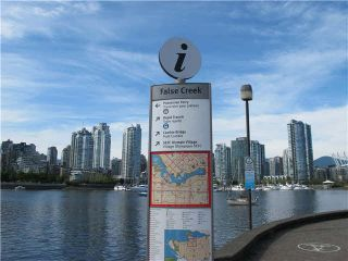 "Photo 19: 502 518 MOBERLY Road in Vancouver: False Creek Condo for sale in ""NEWPORT QUAY"" (Vancouver West)  : MLS®# V1133483"