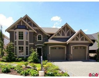 "Main Photo: 3261 BOXWOOD Court in Abbotsford: Abbotsford East House for sale in ""Highlands"" : MLS®# F2825548"