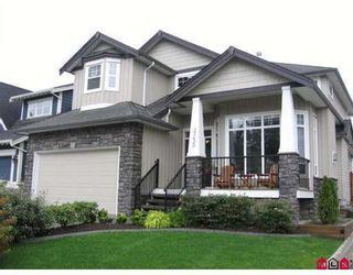 """Photo 1: 21620 93RD Avenue in Langley: Walnut Grove House for sale in """"Redwoods Estates"""" : MLS®# F2707802"""