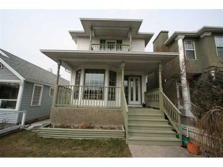 Photo 2: 250 25 Avenue NE in CALGARY: Tuxedo Residential Detached Single Family for sale (Calgary)  : MLS®# C3421200