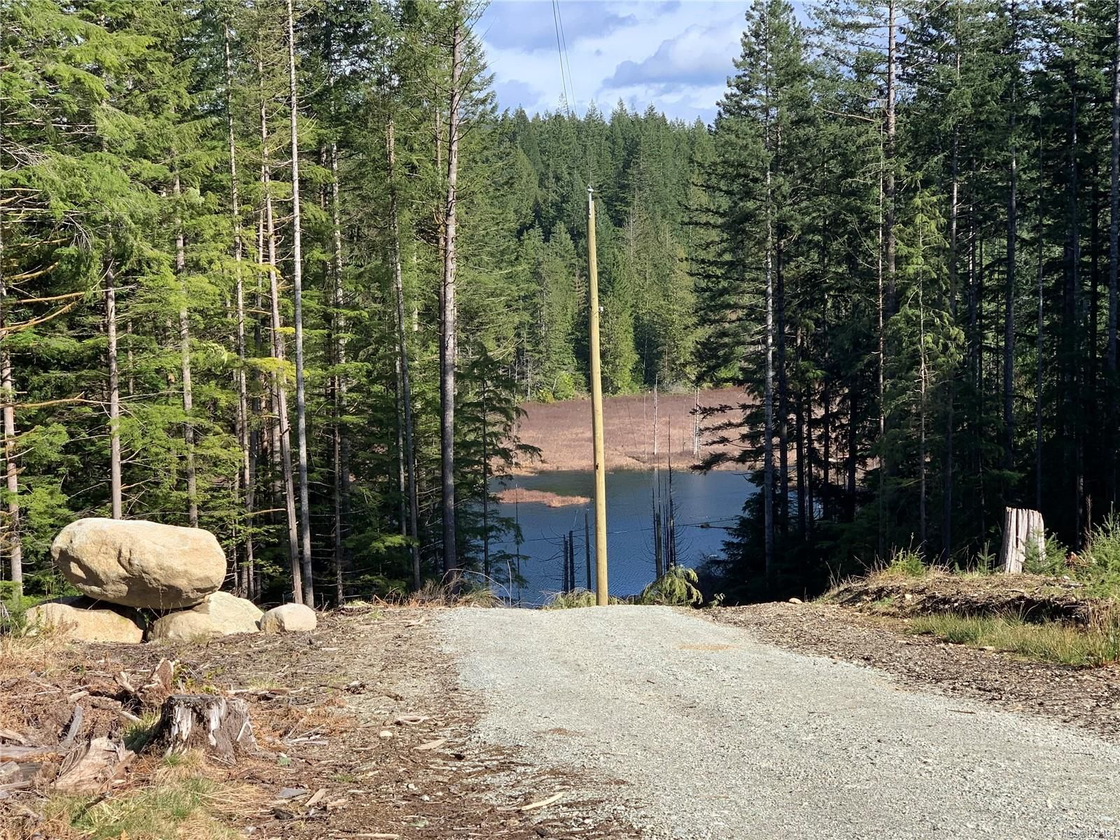 Granite Bay acreage!  This 11.75 acre property is located in the Granite Bay subdivision, on the north west side of Quadra Island.