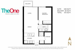 """Photo 23: 315 38 W 1ST Avenue in Vancouver: False Creek Condo for sale in """"The One"""" (Vancouver West)  : MLS®# R2597400"""