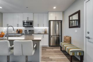 Photo 4: 208 8530 8A Avenue SW in Calgary: West Springs Apartment for sale : MLS®# A1110746