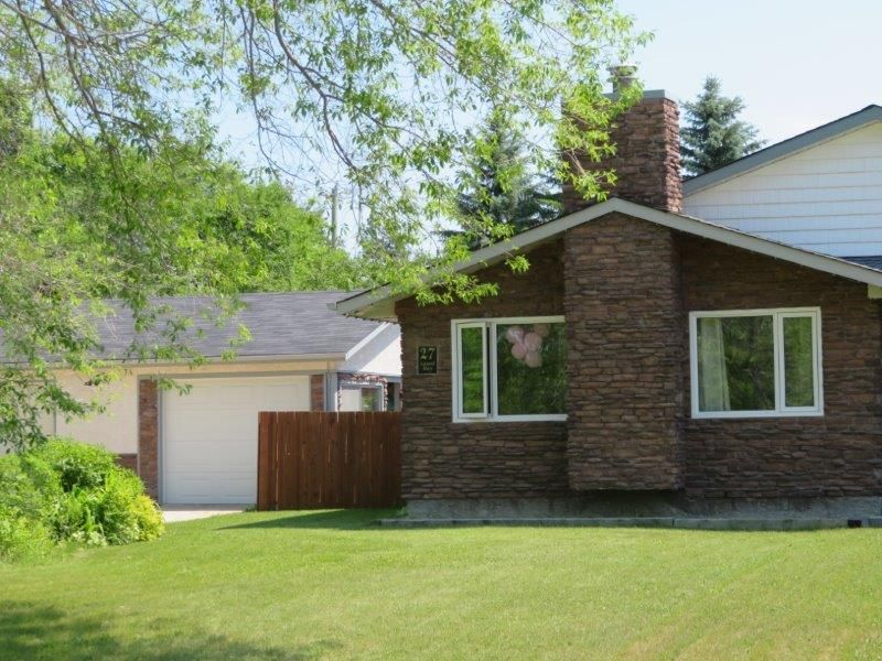 Main Photo: 27 Laurel Bay: Oakbank Single Family Attached for sale (R04)  : MLS®# 1817168