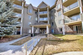 Photo 1: 1308 1308 Millrise Point SW in Calgary: Millrise Apartment for sale : MLS®# A1089806