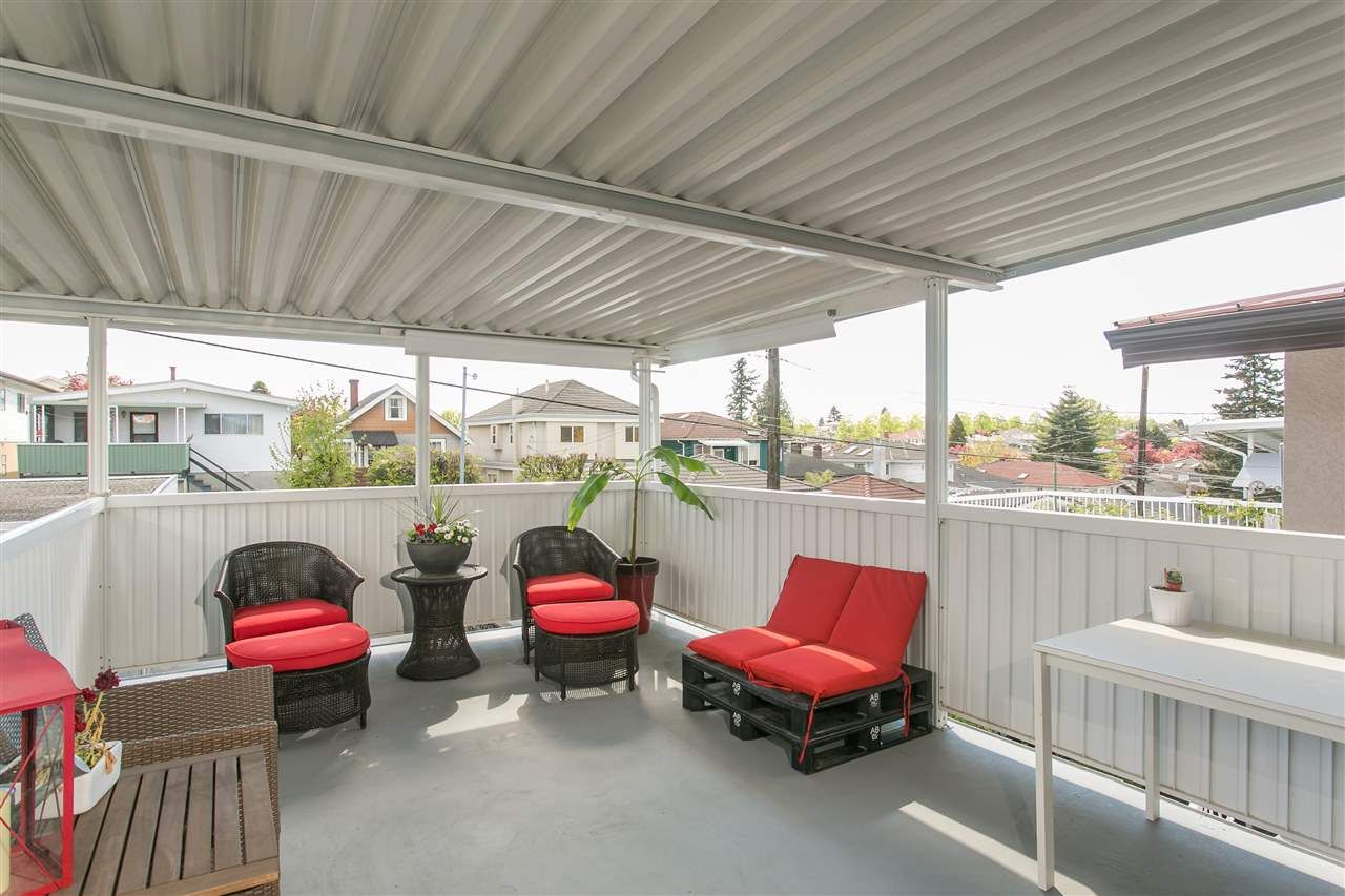 Photo 18: Photos: 3566 MOSCROP STREET in Vancouver: Collingwood VE House for sale (Vancouver East)  : MLS®# R2011358