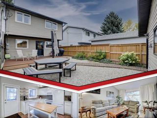 Main Photo: 7643 23 Street SE in Calgary: Ogden Semi Detached for sale : MLS®# A1149129