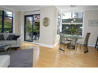 Photo 9: 101 1725 BALSAM Street in Vancouver: Kitsilano Condo for sale (Vancouver West)  : MLS®# V968732