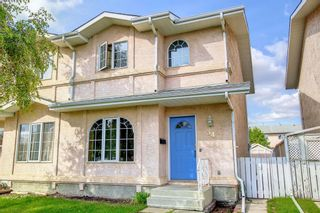 Main Photo: 34 Davis Close: Red Deer Row/Townhouse for sale : MLS®# A1144802