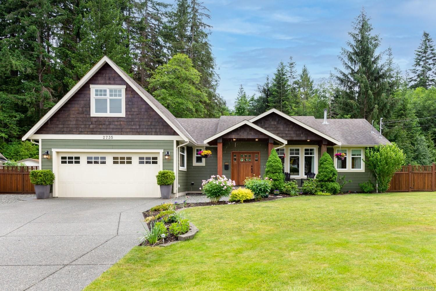Main Photo: 2735 Tatton Rd in Courtenay: CV Courtenay North House for sale (Comox Valley)  : MLS®# 878153