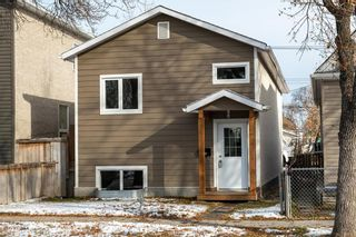 Photo 1: 635 Aberdeen Avenue in Winnipeg: North End Residential for sale (4A)  : MLS®# 202026729