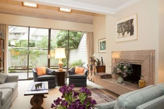 Photo 4: 11 4957 MARINE Drive in West Vancouver: Olde Caulfeild Townhouse for sale : MLS®# R2124115