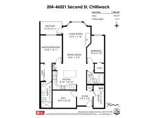 """Photo 27: 204 46021 SECOND Avenue in Chilliwack: Chilliwack E Young-Yale Condo for sale in """"The Charleston"""" : MLS®# R2461255"""
