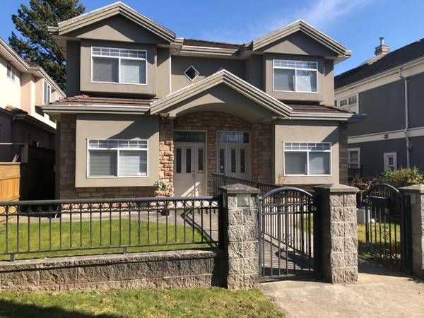 Main Photo:  in Vancouver: Marpole Duplex for rent : MLS®# AR131