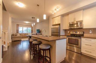 Photo 4: 177 Hawks Ridge Boulevard in Edmonton: Zone 59 House Half Duplex for sale : MLS®# E4262126