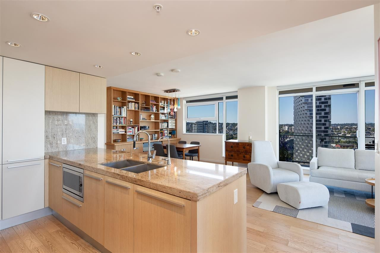 """Main Photo: 2008 1351 CONTINENTAL Street in Vancouver: Downtown VW Condo for sale in """"Maddox"""" (Vancouver West)  : MLS®# R2540039"""