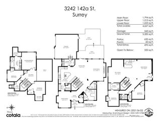 """Photo 40: 3242 142A Street in Surrey: Elgin Chantrell House for sale in """"Elgin Estate"""" (South Surrey White Rock)  : MLS®# R2588719"""