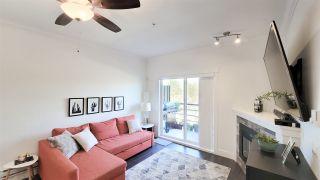 """Photo 3: 404 8183 121A Street in Surrey: Queen Mary Park Surrey Condo for sale in """"Celeste"""" : MLS®# R2580278"""