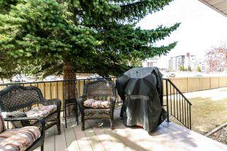 Photo 37: 10856 25 Avenue in Edmonton: Zone 16 House Half Duplex for sale : MLS®# E4254921