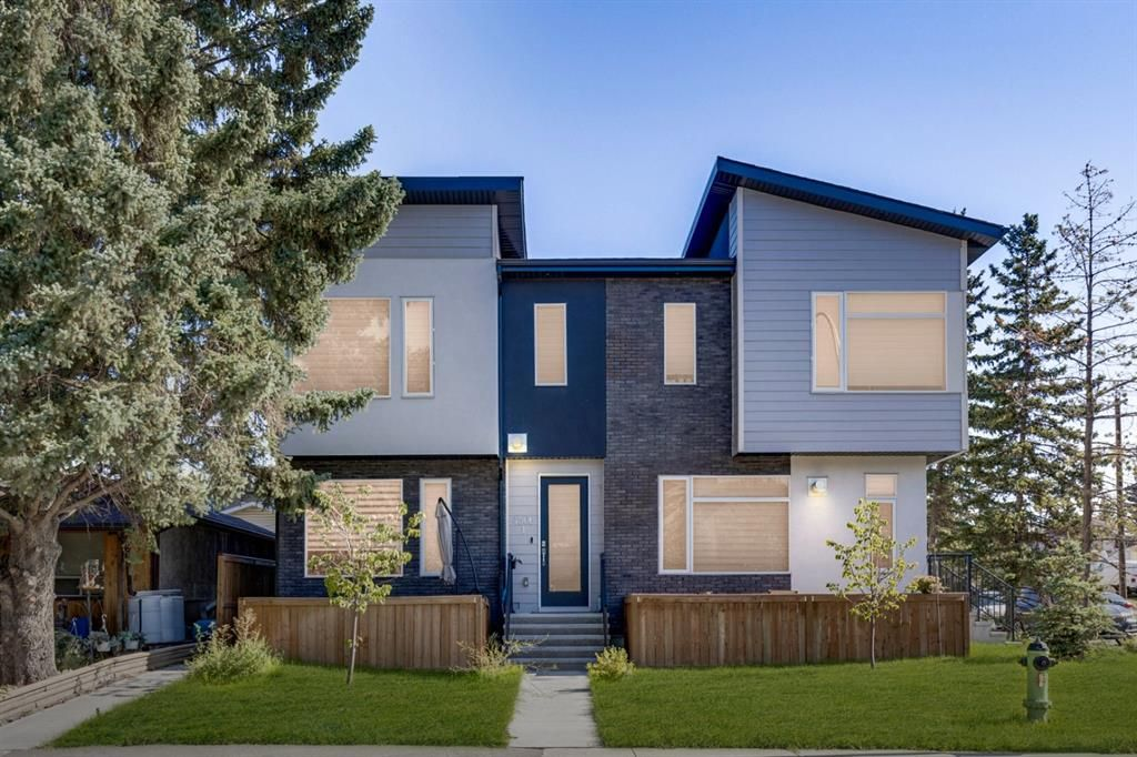 Main Photo: 2 4506 17 Avenue NW in Calgary: Montgomery Row/Townhouse for sale : MLS®# A1146052