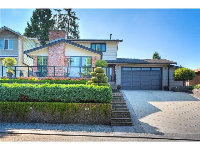 Main Photo: 3270 Portview Place in Vancouver: House for sale : MLS®# V1027253