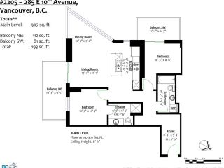 """Photo 27: 2205 285 E 10TH Avenue in Vancouver: Mount Pleasant VE Condo for sale in """"The Independent"""" (Vancouver East)  : MLS®# R2599683"""