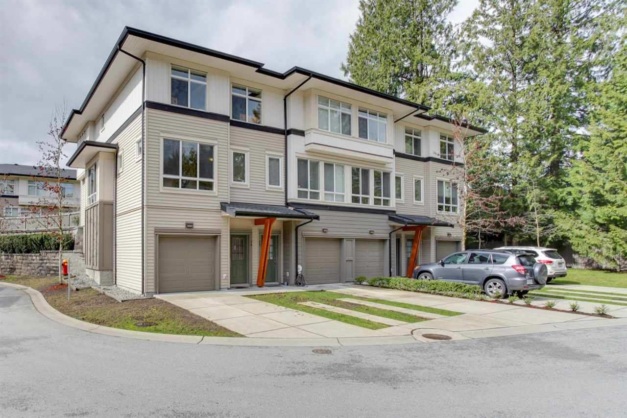 Main Photo: 76 1125 KENSAL Place in Coquitlam: New Horizons Townhouse for sale : MLS®# R2153116