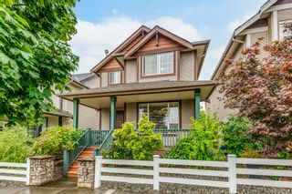 """Photo 1: 6551 193B Street in Surrey: Clayton House for sale in """"Copper Creek"""" (Cloverdale)  : MLS®# R2619191"""