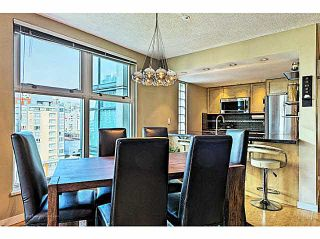 "Photo 10: B1105 1331 HOMER Street in Vancouver: Yaletown Condo for sale in ""PACIFIC POINT"" (Vancouver West)  : MLS®# V1100721"
