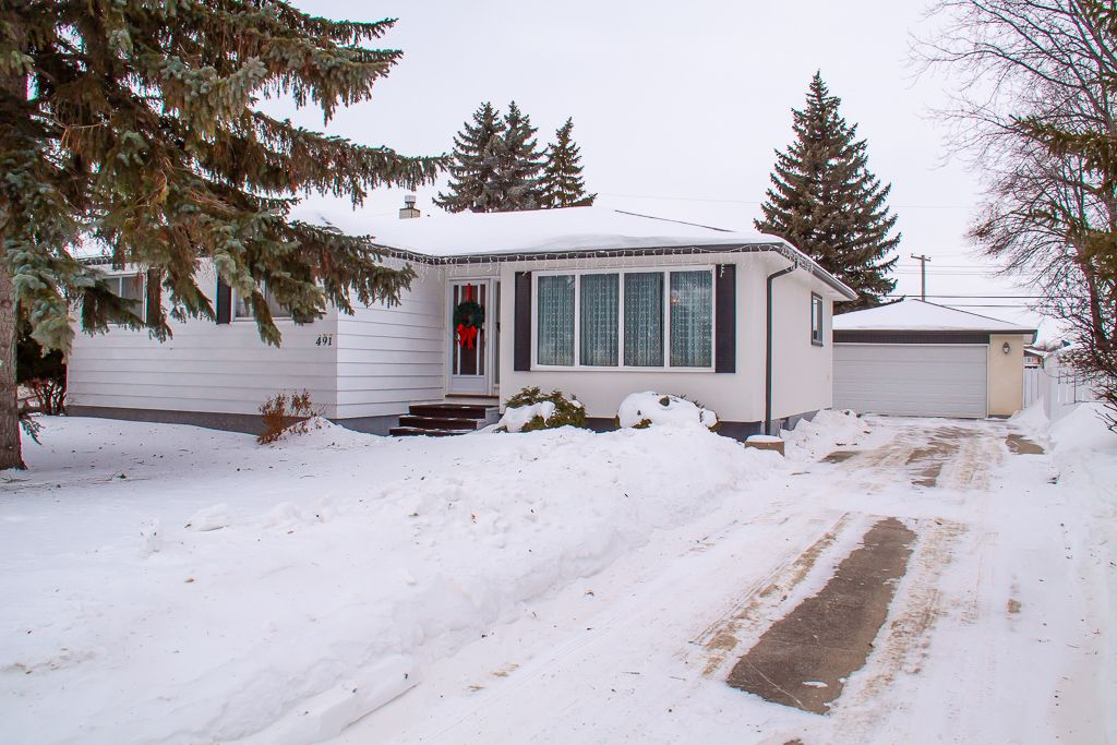 Main Photo: 491 Sly Drive in Winnipeg: Margaret Park Residential for sale (4D)  : MLS®# 202003383