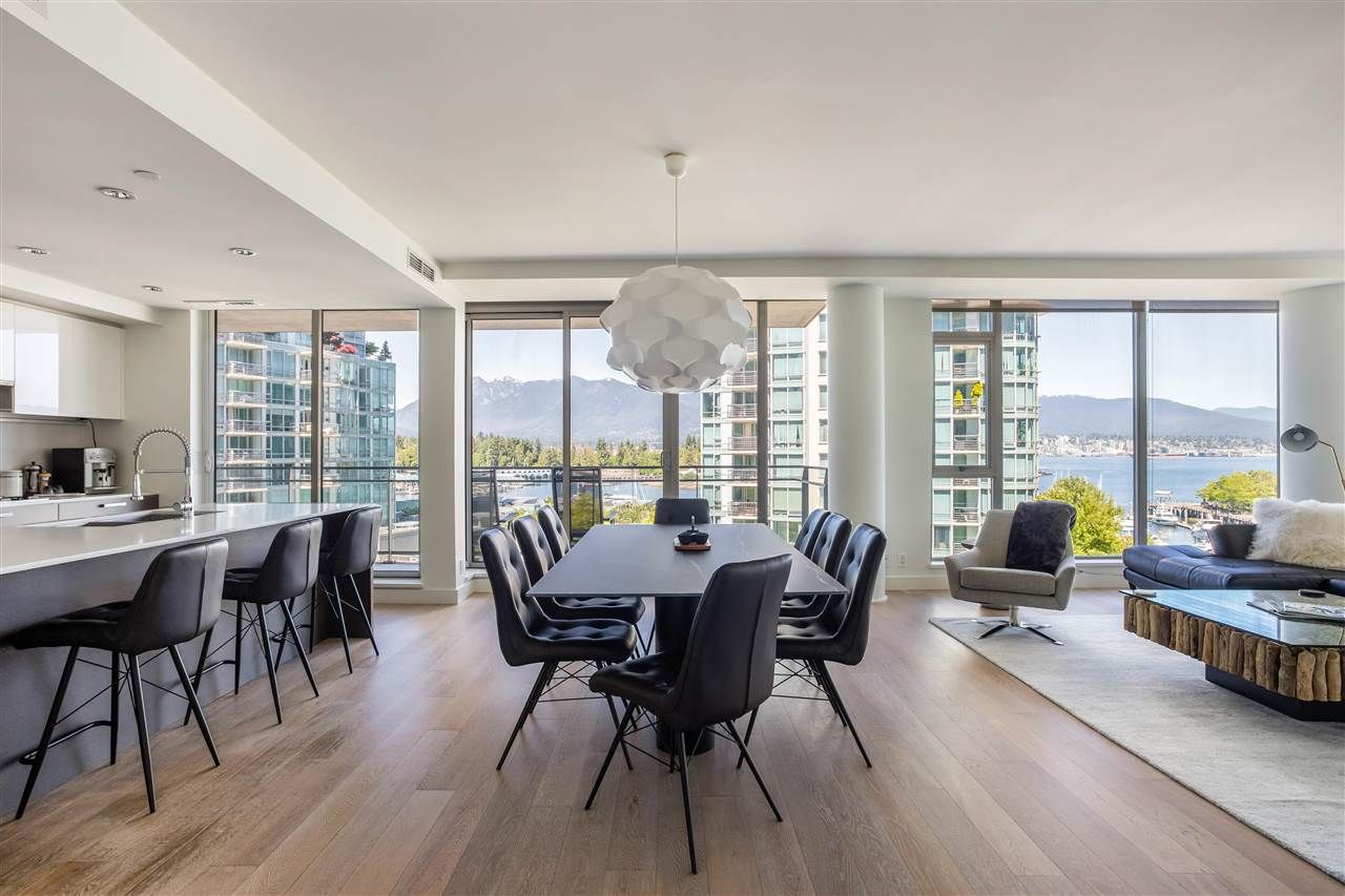 """Main Photo: #502 - 1409 W. Pender St, in Vancouver: Coal Harbour Condo for sale in """"West Pender Place"""" (Vancouver West)  : MLS®# R2591821"""