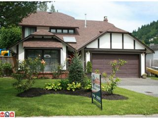 """Photo 1: 34937 OAKHILL Drive in Abbotsford: Abbotsford East House for sale in """"McMillan"""" : MLS®# F1016459"""