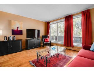 Photo 5: 205 808 ROYAL Avenue SW in Calgary: Lower Mount Royal Condo for sale : MLS®# C4030313