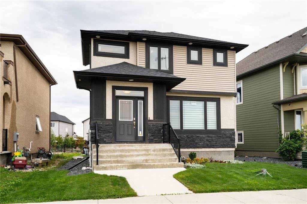 Main Photo: 219 Appleford Gate in Winnipeg: Bridgwater Trails Residential for sale (1R)  : MLS®# 202122966