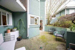Photo 25: 1942 W 15TH Avenue in Vancouver: Kitsilano Townhouse for sale (Vancouver West)  : MLS®# R2575592