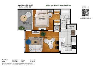 """Photo 29: 1808 2980 ATLANTIC Avenue in Coquitlam: North Coquitlam Condo for sale in """"LEVO"""" : MLS®# R2617472"""